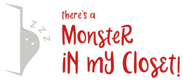 There's a Monster in My Closet logo